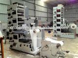 4 de Machine van de Druk van Flexo van het Etiket van kleuren van Hangzhou
