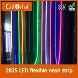Tira flexible de neón de la alta calidad SMD2835 AC230V LED