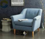 Живущий софа ткани самомоднейшей конструкции мебели комнаты (HJ8099)