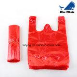 Preiswerter Verkaufs-Qualitäts-Weste-Plastiktasche-Hersteller