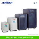 De dubbele Hoge Frequentie Online UPS/Home UPS 1-10kVA van het ReserveSysteem Supply/UPS van de Omzetting UPS/Power