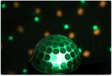 Активированные звуком миниые света диско кристаллический шарика СИД