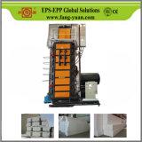 Панель термоизоляции EPS машины EPS вертикальная делая машину