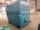 Ar-Água da série 6kv/10kvyks que refrigera o motor de C.A. 3-Phase de alta tensão Yks6302-6-1250kw