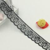 La plus défunte garniture de lacet de lacet de mode pour le lacet de procès de dames de robes de mariage de lacet