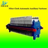 Filtre-presse comprimant mécanique automatique avec le dispositif de protection de moteur