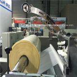 Het hoge Semi Automatische Hydraulische Broodje van het Document Quanlity/Film pre-Glue/Glueless BOPP/de Thermische/Hete Machine van de Laminering (Lamineerder)