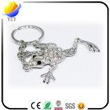 Catena chiave del randello del negozio del giardino zoologico del ricordo del metallo animale del regalo
