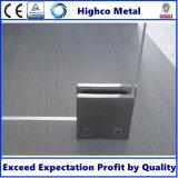 階段柵の手すりのためのステンレス鋼の正方形のガラスクランプ