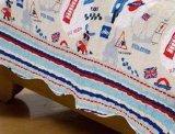 Niños impresos del poliester de la impresión del pigmento del edredón