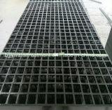 Reja compuesta reforzada fibra de vidrio del plástico GRP para el canal