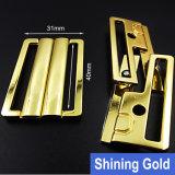 зажим металла золота Swimwear 40mm в доказательстве воды
