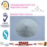 Agente antiespástico Baclofen para el músculo Relaxer CAS 1134-47-0