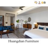 Muebles del dormitorio del hotel del diseño moderno para la venta (HD629)