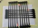 방어적인 토양, 선형 중합체 Geogrid를 위한 석쇠 메시 단축 Geogrid 170kn/M