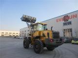 Goedgekeurd Ce van het Merk van Everun articuleerde de Lader van het Wiel van China van 3.5 Ton