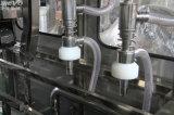 Desempenho seguro máquina tampando de enchimento de lavagem do tambor de 20 litros