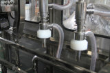 Funcionamiento confiable máquina que capsula de relleno que se lava del barril de 20 litros