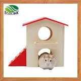 محبوب ملجأ صغير حيوانيّ كوك خشبيّة وخشبيّة [بلجم] يعيش موطن ولعبة لأنّ قزمة قداد وفأس
