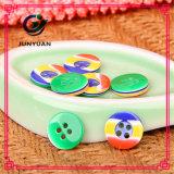 Colorir a tecla Broadside creativa dos doces da camisa da tecla da resina