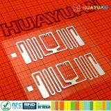 Embutimento evidente da freqüência ultraelevada RFID da anti calcadeira forjada do estrangeiro 9662
