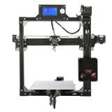 Anet 큰 LCD 모니터 스크린 고품질 Prusa Mendel I3 3D 인쇄 기계 사용 아BS 필라멘트 큰 3D 인쇄 기계