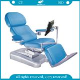 AGXd107 Ce&ISOの公認の電気血のコレクションの透析の椅子
