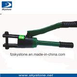 Пинцет гофрируя инструмента кабеля для Crimp провода
