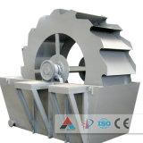 Máquina de lavar pequena do ouro, planta de lavagem do cromo, arruela de cilindro