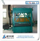 Machine de poinçon de maille de trou de fil d'acier inoxydable