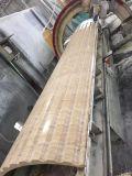 Сляб дуги мраморный для штендера колонки