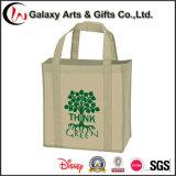 Eco progetta il sacchetto per il cliente non tessuto riciclabile del regalo