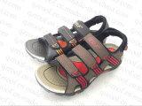Ботинки сандалии людей PU с подошвой TPR (RF16282)