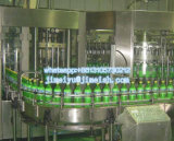 Miscelatore delicatamente gassoso della bevanda che fa bevanda/la linea di trasformazione gassose macchine macchinario Liquild bibita analcolica gassoso e sigillamento di riempimento della bevanda del latte e della spremuta