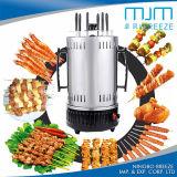 熱い販売! トルコ様式のステンレス鋼電気BBQのグリルの喫煙者