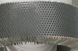 拡大されたアルミニウム蜜蜂の巣コア