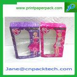 PVC Windowsが付いている装飾的なボックス香水ボックス包装ボックス