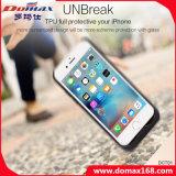 Portátiles del teléfono móvil Li-polímero de litio Banco caso de la energía para el iPhone 7