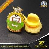 Grampos de laço personalizados do metal da promoção (XF-TB01)