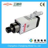 Motore standard 2.2kw 18000rpm dell'asse di rotazione di CNC del Ce per l'asse di rotazione raffreddato aria di falegnameria