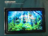 32, 42, 43, 49, 50, 55, 65, 75, 85-Inch an der Wand befestigt alle in einem Infrarotscreen-Kiosk