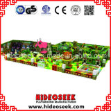 De hete Verkopende Speelplaats van het Kasteel van Kinderen Ongehoorzame Binnen