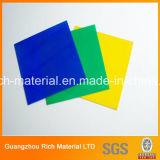 プラスチックアクリルシートのプレキシガラスPMMAのアクリルシートを着色しなさい