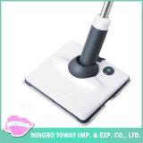 Limpeza de piso, alça longa, microfibra, Triângulo, vapor elétrico, esfregão