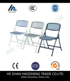 柔らかいクッションの折りたたみ椅子