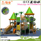 Kind-Plastikim freienspiel-Geräten-im Freienspiel-Zelle für Park