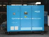Compresor de aire lubricado tornillo ahorro de energía de la presión inferior de VSD (KF250L-5/INV)