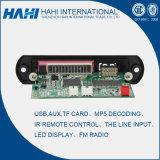 Grande audio circuito della scheda MP5 del decodificatore
