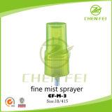 CF-M-3 plástico PP bomba del rociador de la niebla de 18/415 multas