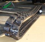 Trilha de borracha da máquina escavadora da trilha (260*55.5ym)